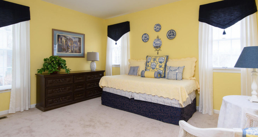 Home Staging of Guest Bedroom www.Organized-by-Design.biz