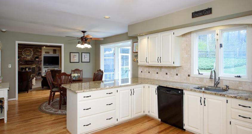 Kitchen Home Makeover www.Organized-by-Design.biz