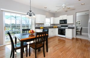 Vacant Home Staging Kitchen www.Organized-by-Design.biz