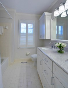 Master Bathroom Home Makeover Project in Downingtown, PA