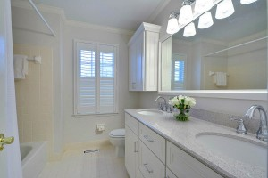 Master Bathroom Home Makeover in Downingtown, PA