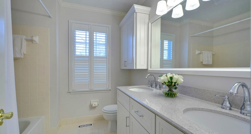 Master Bathroom Home Makeover www.Organized-by-Design.biz