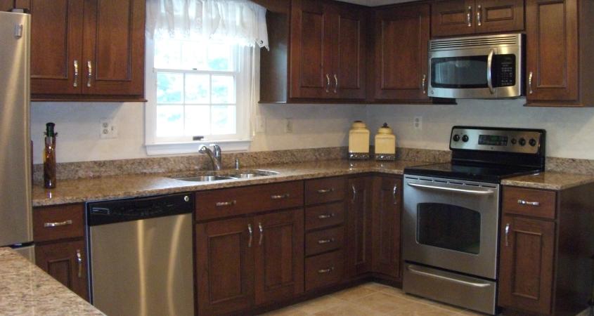 Kitchen Cabinet Refacing Home Makeover www.Organized-by-Design.biz