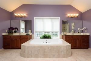 Master Bathroom Home Staging www.Organized-by-Design.biz