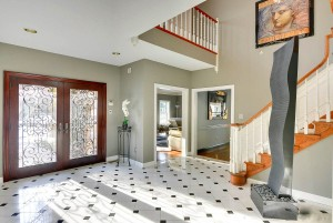 Home Staging Foyer www.Organized-by-Design.biz