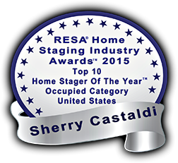RESA Home Stage Industry Awards 2015 winner