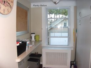 Pantry Before Redesign