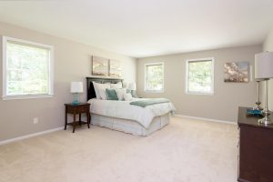 Vacant Home Staging Master Bedroom Exton PA www.Organized-by-Design.biz