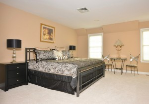 Award Winning Home Staging Guest Bedroom www.Organized-by-Design.biz