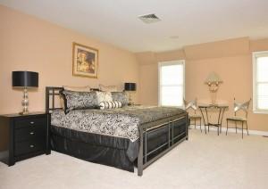 Award Winning Home Staging of Guest Bedroom www.Organized-by-Design.biz