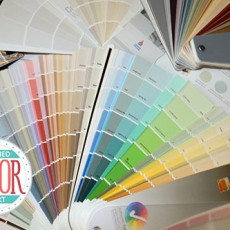 Color consulting by Organized by Design, Downingtown, PA