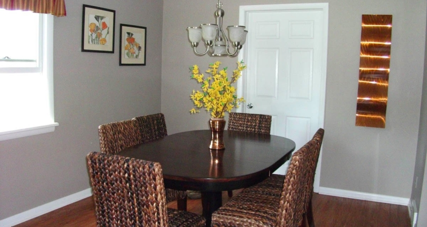 Dining Room Makeover www.Organized-by-Design.biz