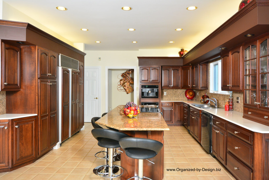 Design confusion of kitchen soffits organized by design for Area above kitchen cabinets called