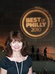 Sherry Castaldi, Best in Philly 2010