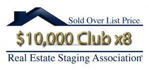 RESA Sold Over List Price Club $10,000 (8x)Over List Price