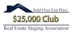 RESA Sold Over List Price Club $25,000 Over List Price