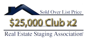 RESA Sold Over List Price Club $25000 (2x)Over List Price