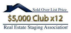 RESA Sold Over List Price Club $5000(12x)Over List Price