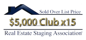 RESA Sold Over List Price Club $5000(15x)Over List Price